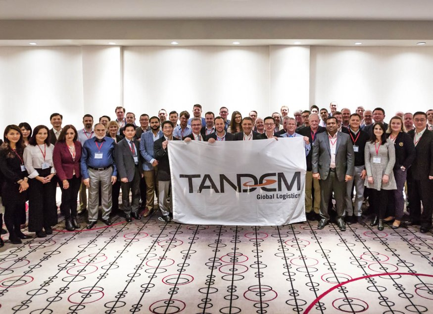 At this year's annual meeting in Vancouver, Canada, all of Tandem's cooperative partners gathered to discuss the network's new strategy.